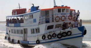 Carreira Ilha Culatra-Farol