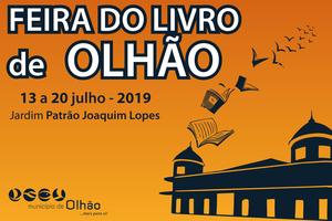 Feira do Livro de Olhão 2019 acolhe autores de destaque nacional e internacional