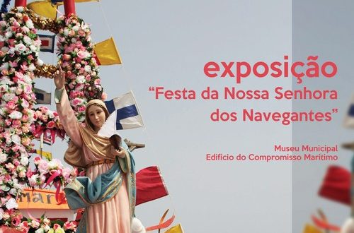 Festa da Nossa Senhora dos Navegantes em exposição no Museu Municipal
