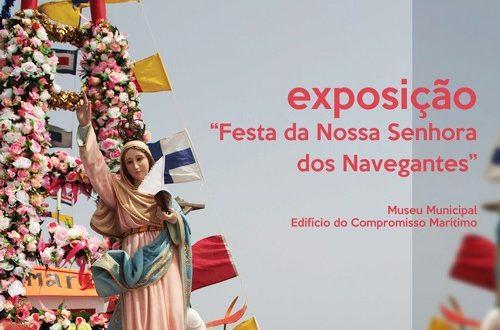 Festa da Nossa Senhora dos Navegantes em exposição no Museu Municipal