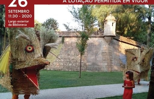 "Biblioteca Municipal José Mariano Gago apresenta ""O Passeio dos Passarulhos"""