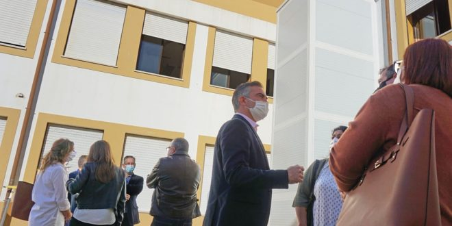 Mobilidade para todos na Escola Básica José Carlos da Maia em Olhão